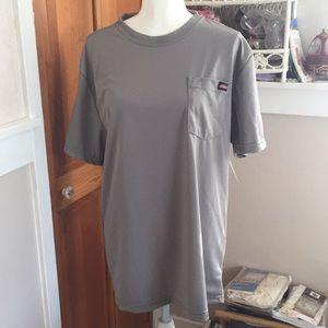 Dickies Shirts - NWT.  Men's short sleeves pocket  nylon tee 🌷🌷🌷
